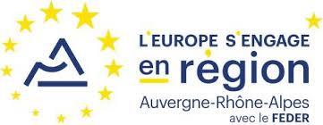 Logo région Auvergne Rhône Alpes