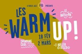 Bandeau Warm-up A VAulx jazz 2019