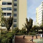 Vaulx en Velin- Quartier Cervelières- Sauveteurs
