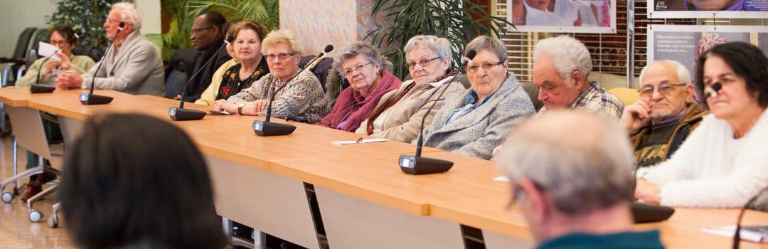 Conseil des séniors