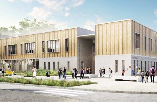 Nouvelle école Vaulx Sud