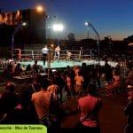 Gala de boxe au Mas du Taureau