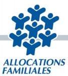 Logo Allocations Familiales