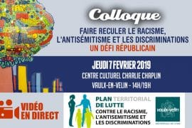 Colloque contre le racisme