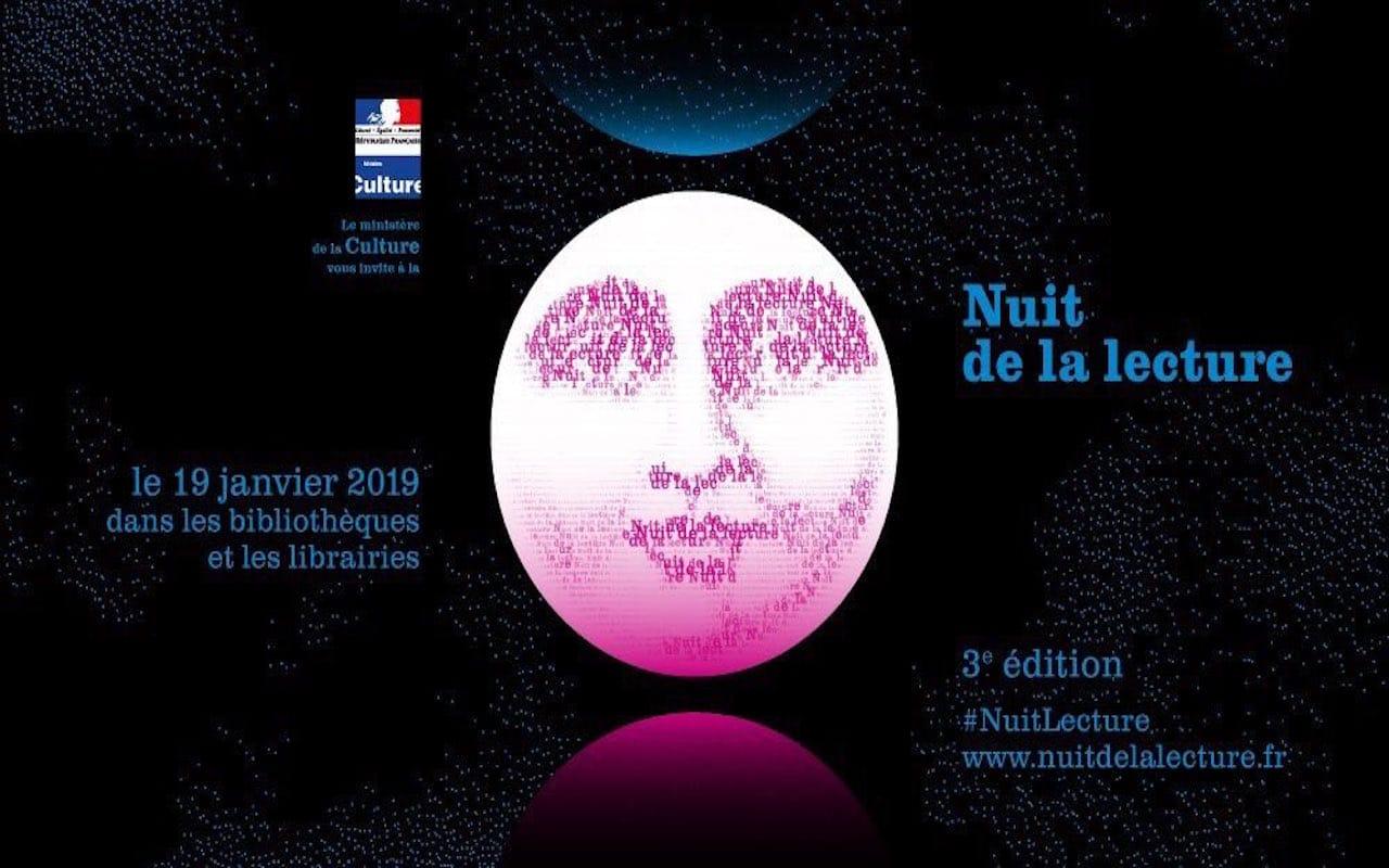 Bandeau Nuit de la lecture