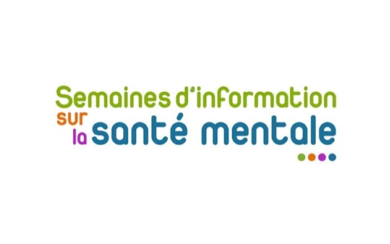 Bandeau Semaine sur la santé mentale