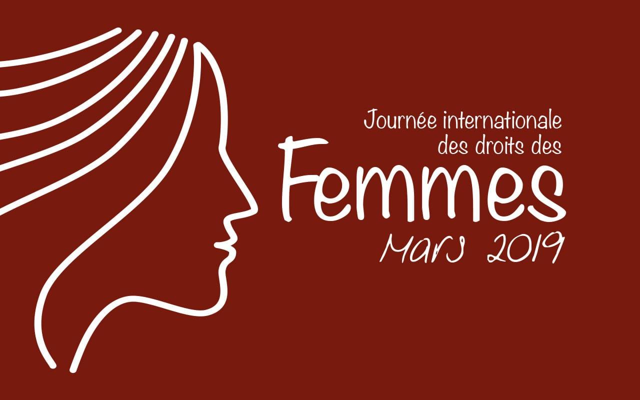Bandeau Journée des femmes 2019