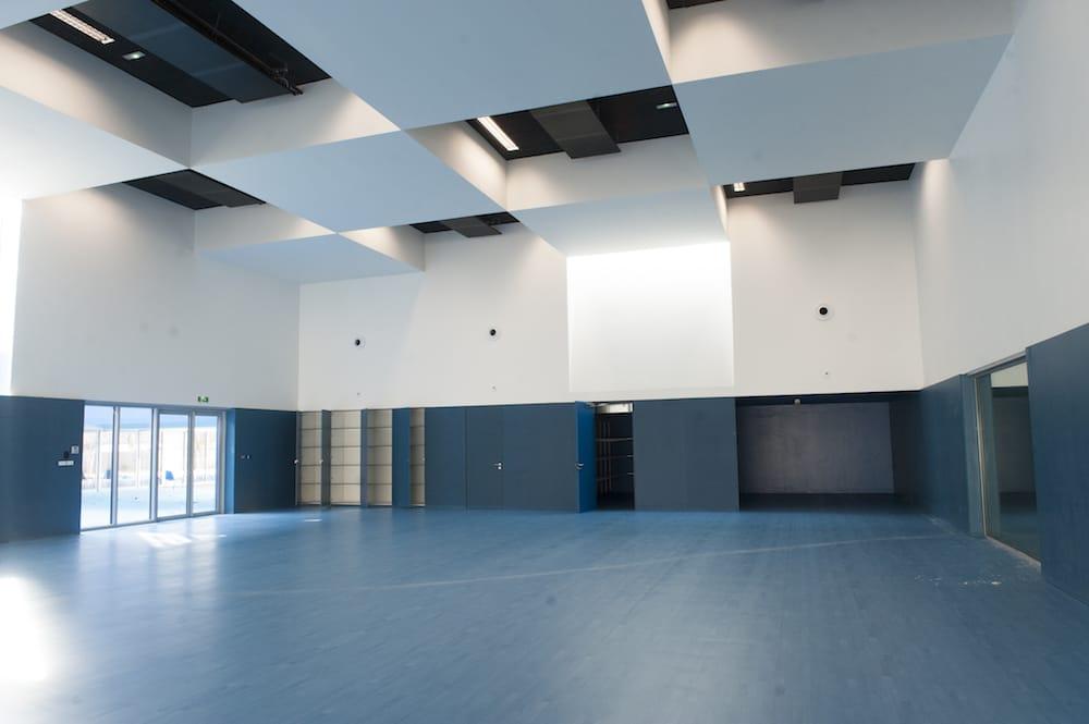 Salle de sports de l'école René Beauverie