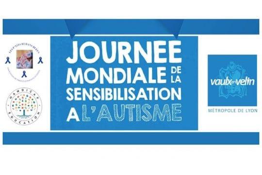 Bandeau Journée mondiale de l'autisme