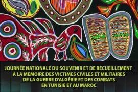 Bandeau commémoration du 19 mars 1962