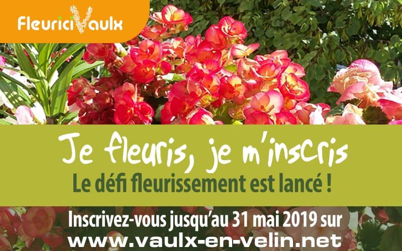 Défi fleurissement 2019