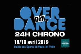 Défi Over dance