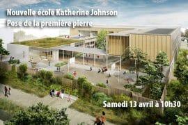 Bandeau école Katherine Johnson
