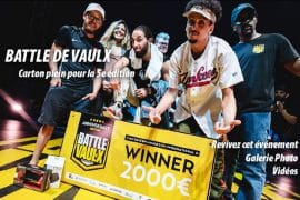 Battle de Vaulx 2019