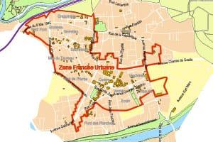 Zone franche urbaine