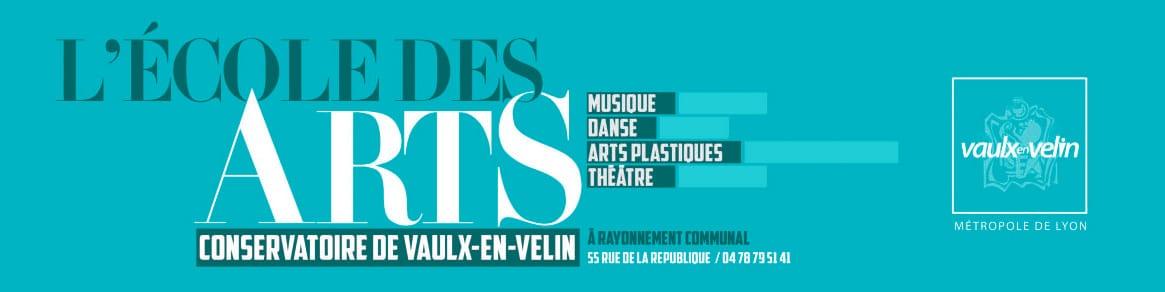 Bandeau École des arts