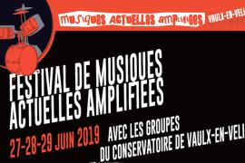 Festival de musiques amplifiées 2019