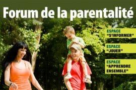 Forum de la parentalité