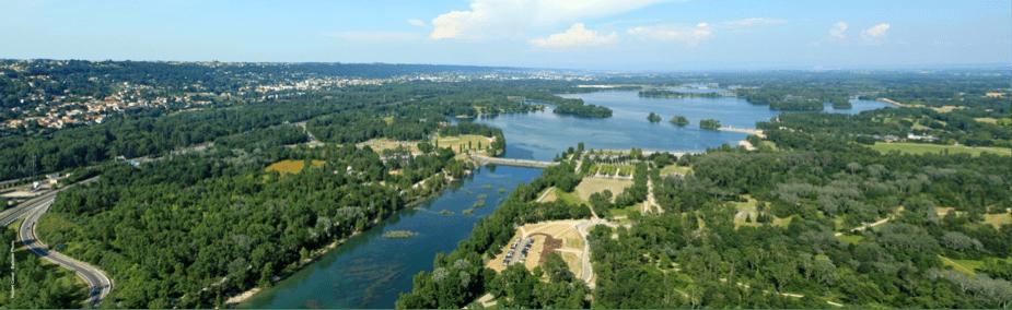 Grand parc de Miribel Jonage