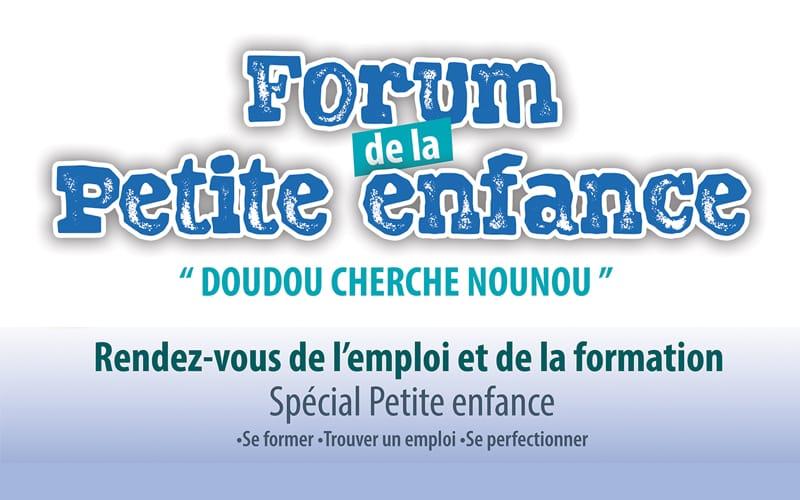 Forum petite enfance 2019