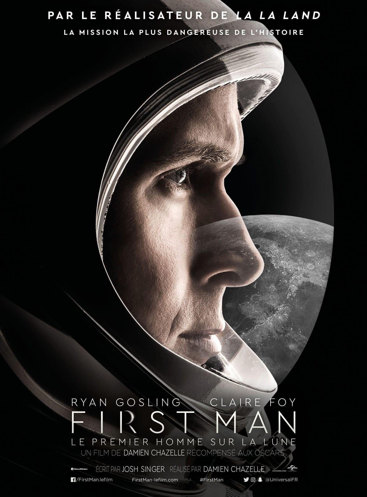 Affiche : FIRST MAN