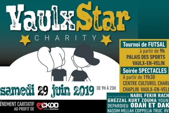 Vaulx star charity