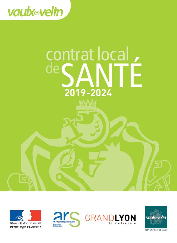 Contrat Local de Santé 2019-2024 à Vaulx-en-Velin