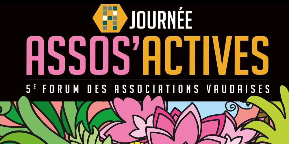 Journée Assos'Actives, samedi 7 septembre 2019