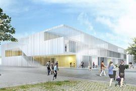 Groupe scolaire définitif Odette Cartailhac - Visuel Architecte 01