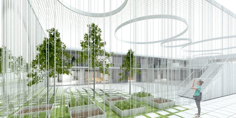 Ecole Odette Cartailahc définitive - Visuel Architecte 03