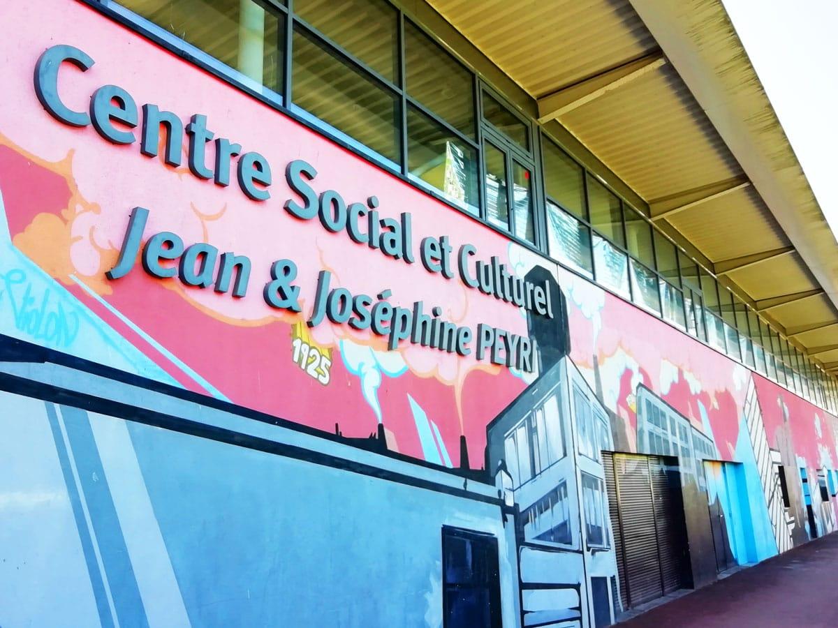 Centre Social et Culturel Jean et Joséphine Peyri