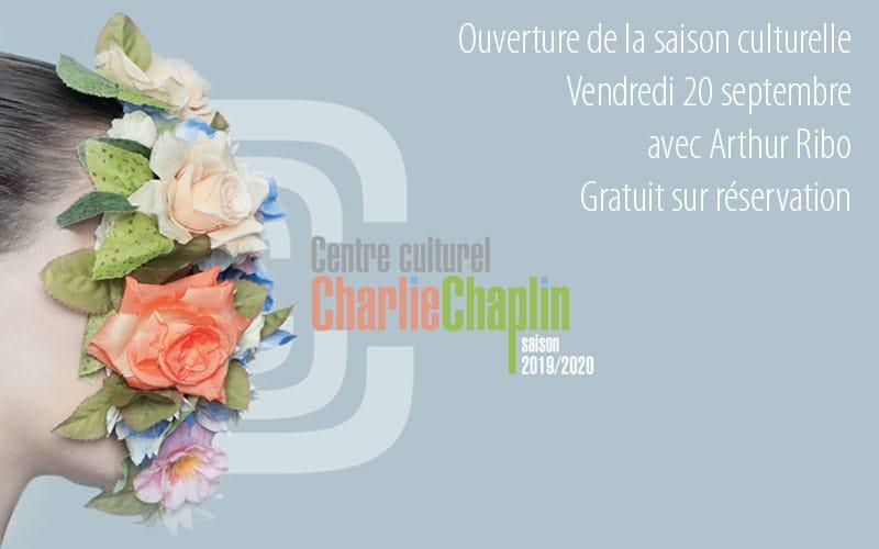 Centre culturel Charlie Chaplin : abonnez-vous à la Saison culturelle 2019-2020 !