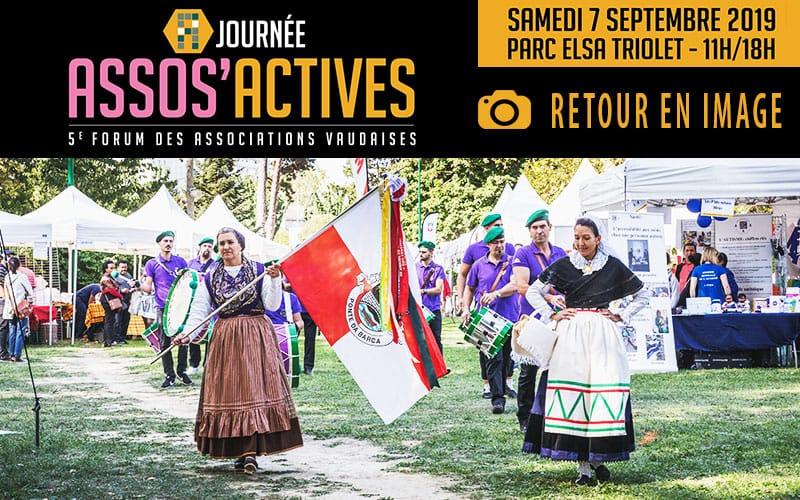 REVIVEZ ASSOS'ACTIVES 2019 EN PHOTOS !