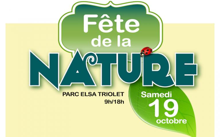 Fête de la Nature - affiche