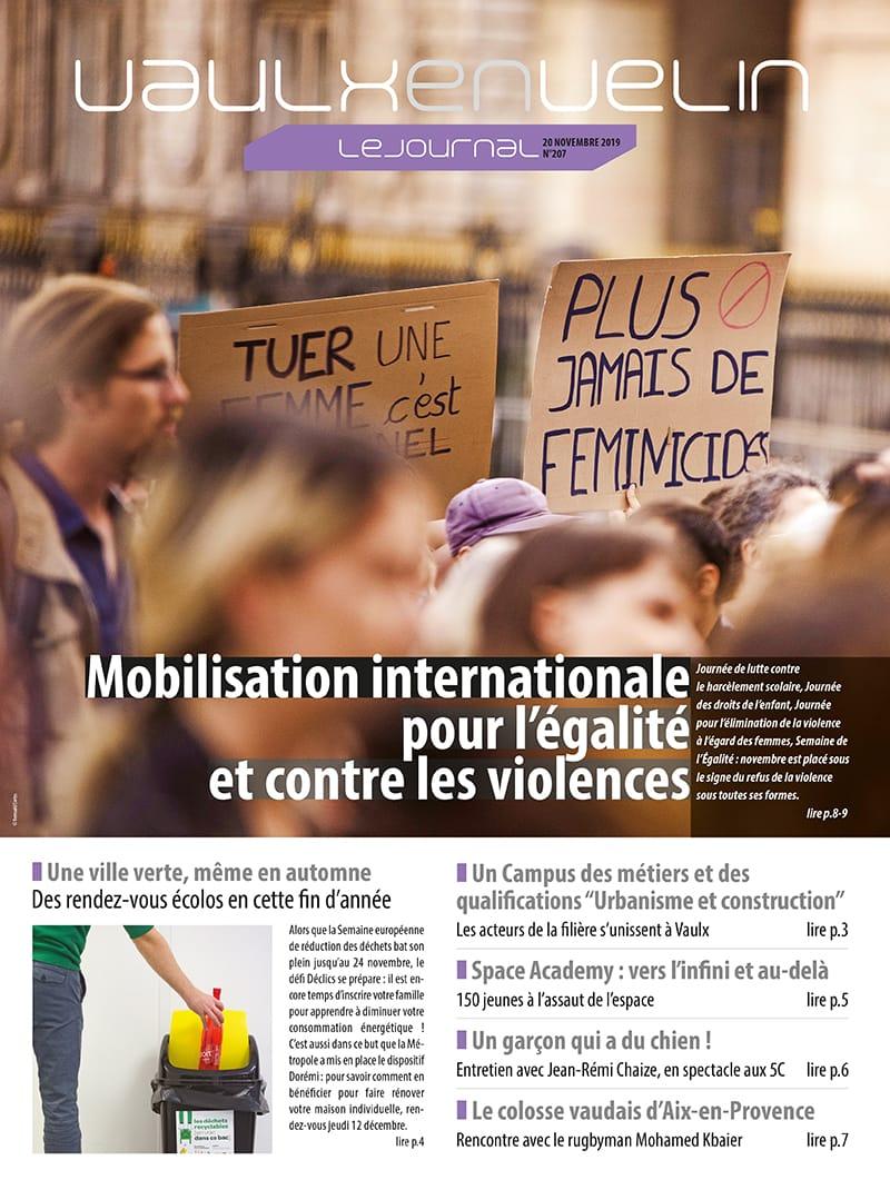 Vaulx-en-Velin le Journal numéro 207