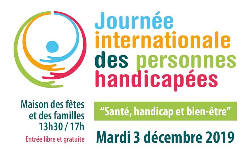 Visuel - Journée internationale des personnes handicapées