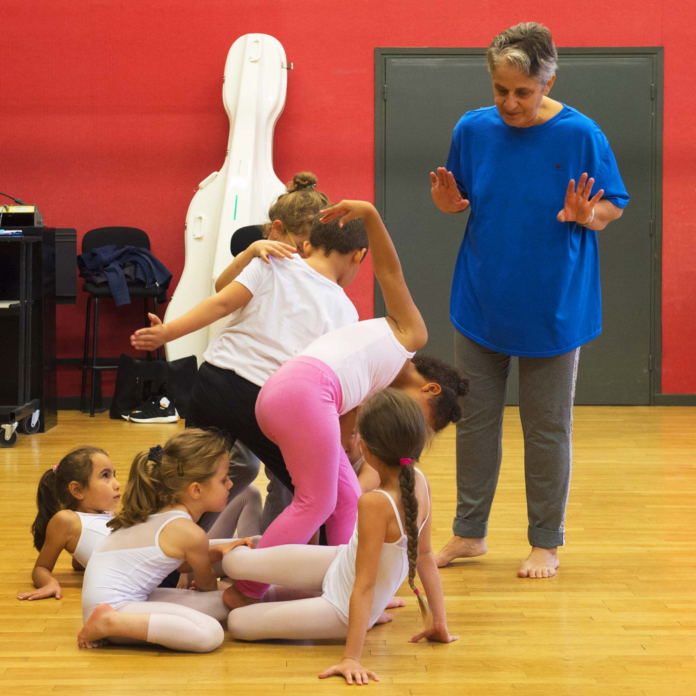 École des Arts - Cours de danse - 10 septembre 2019