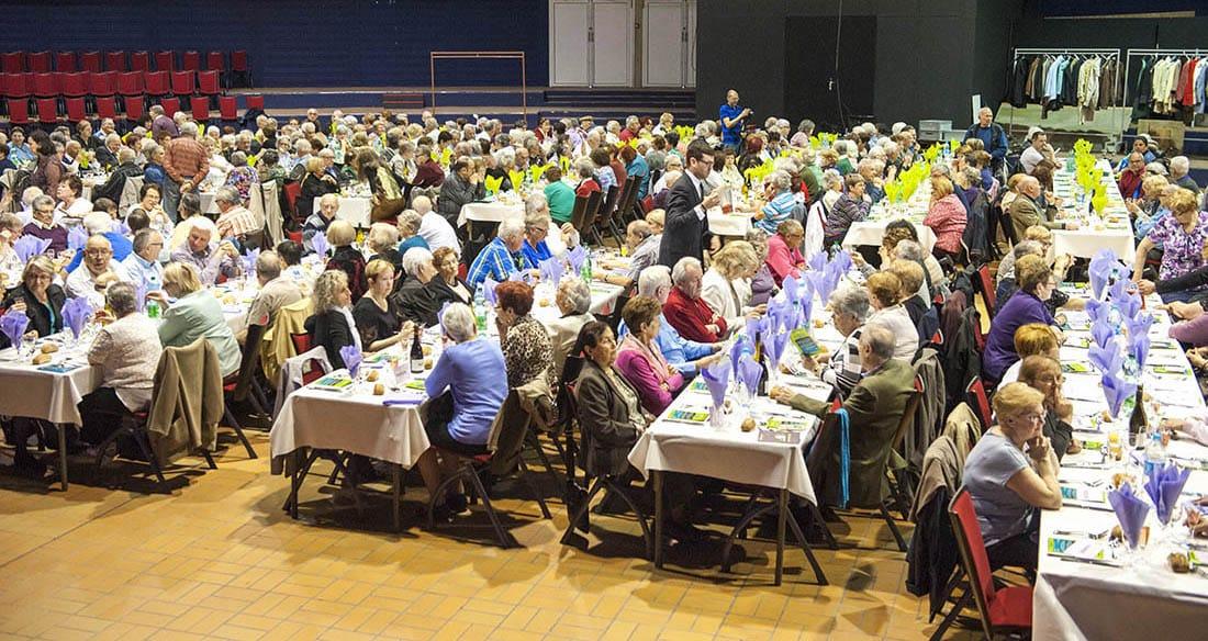 Visuel - repas des seniors