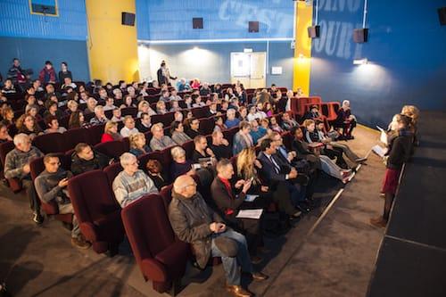 Cinéma Les Amphis - Festival du film court francophone