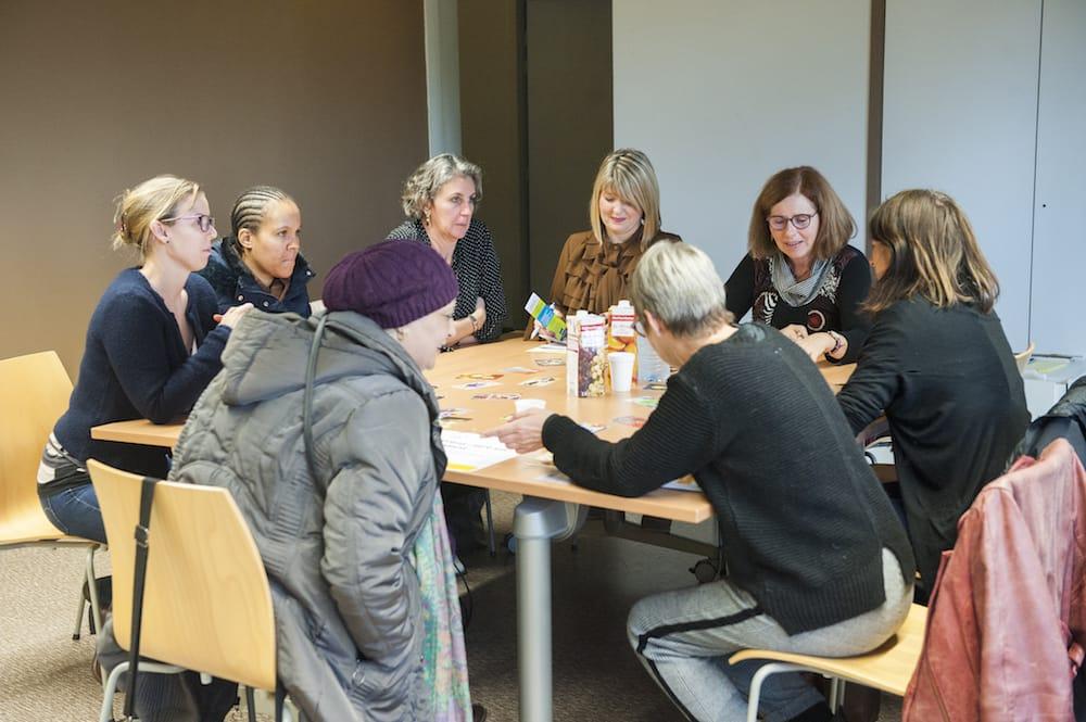 Visuel - Atelier - Journée internationale des personnes handicapées