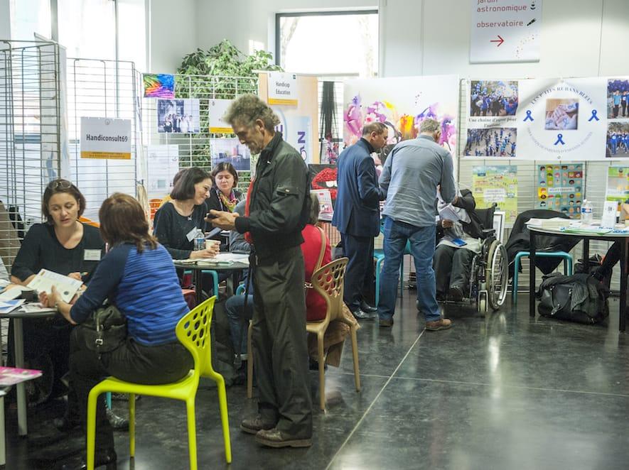 Visuel - Forum - Journée internationale des personnes handicapées