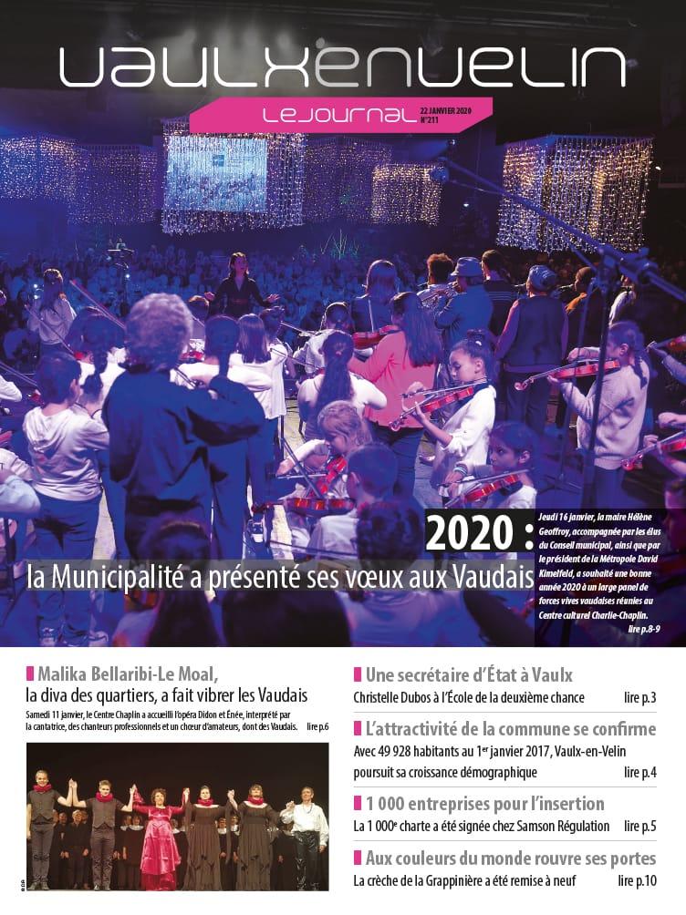 Vaulx-en-Velin le Journal numéro 211