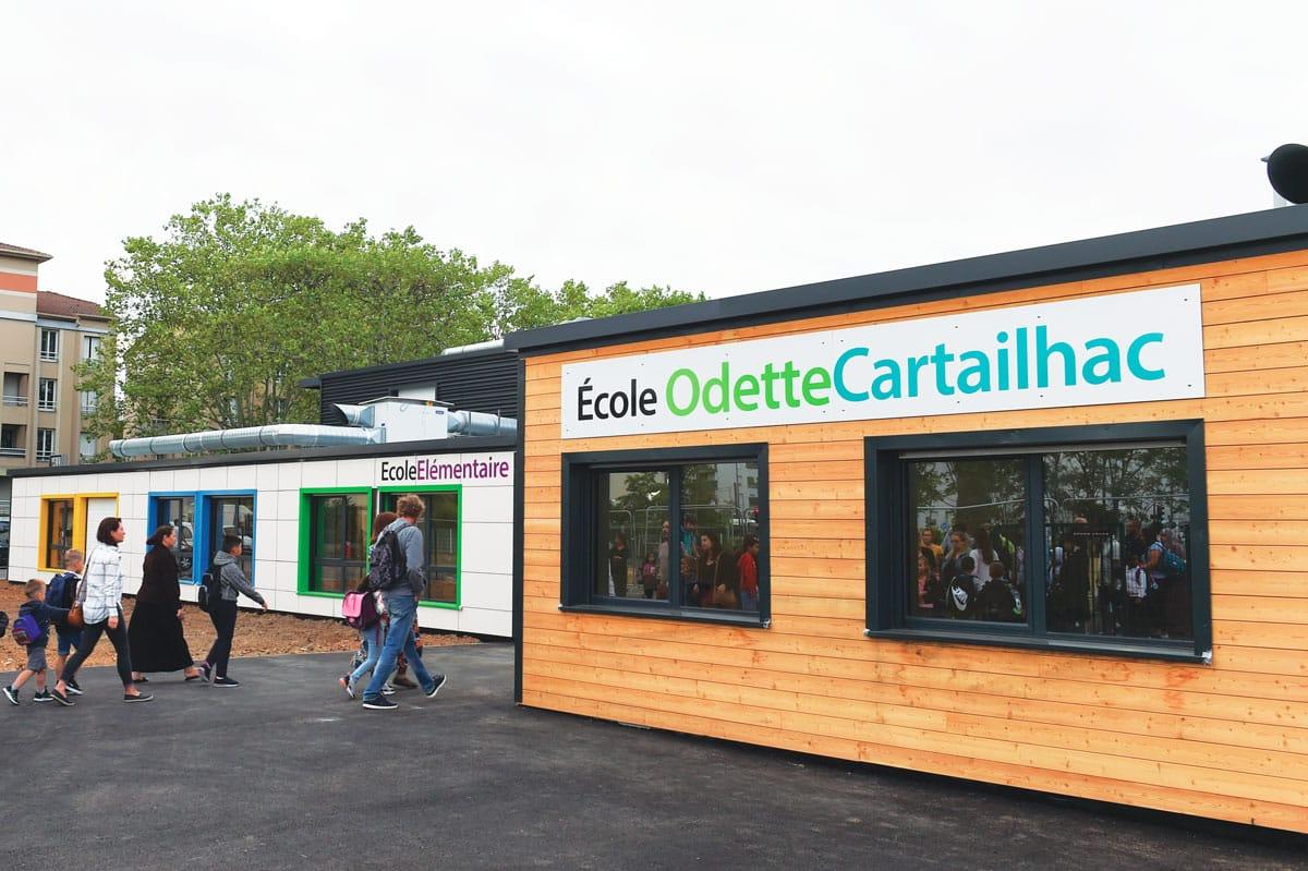 École Odette Cartailhac - Rentrée des classes - septembre 2019