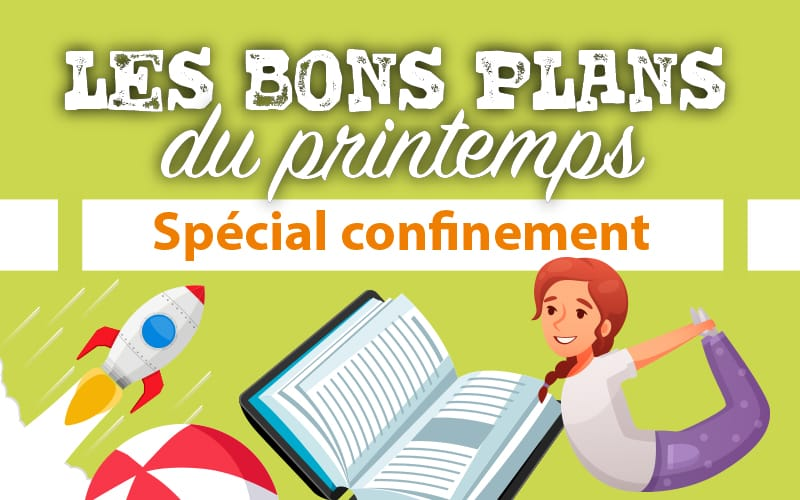 Les bons plans du printemps