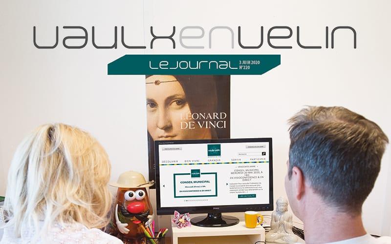 Vaulx-en-Velin Journal  – numéro 220 – 3 juin 2020