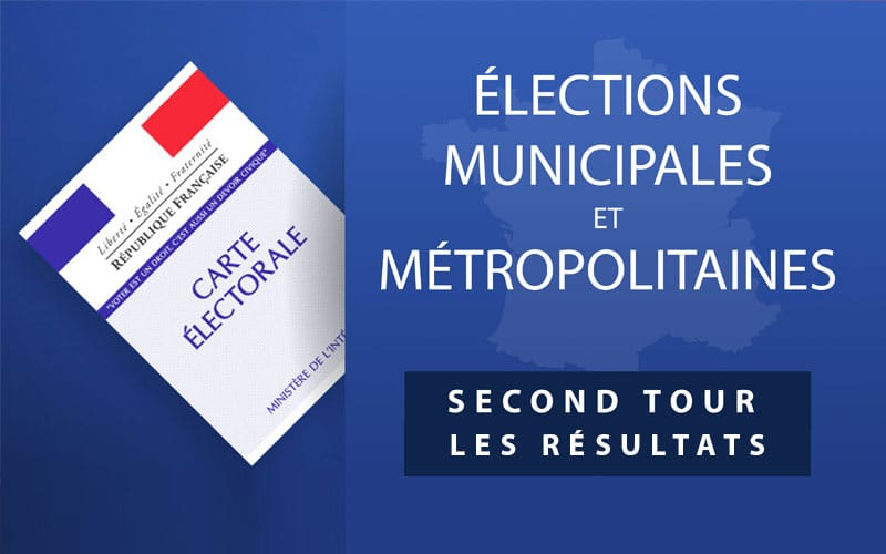 Élections municipales & métropolitaines – les résultats du 2nd tour à Vaulx-en-Velin