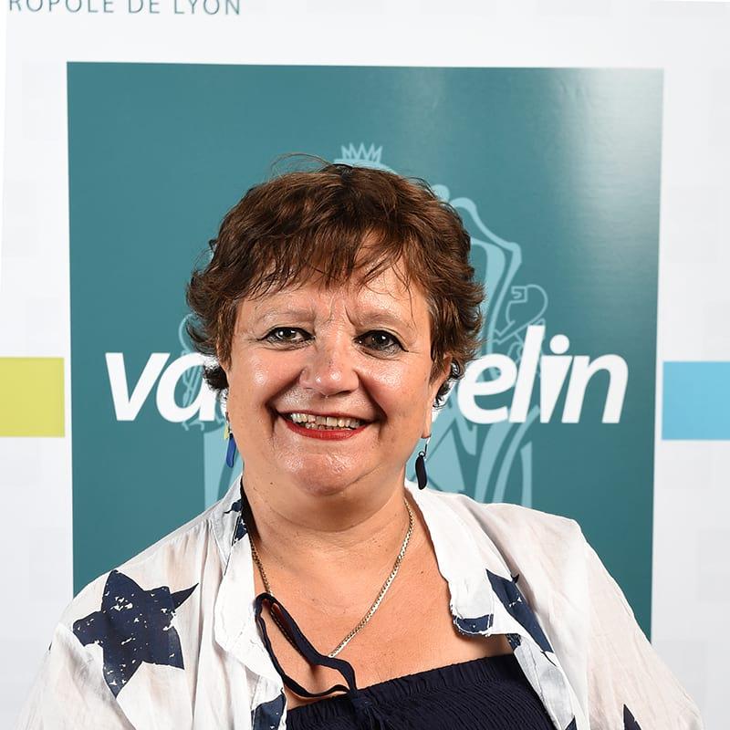 Yvette JANIN