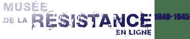 Logo - Musée de la résistance en ligne
