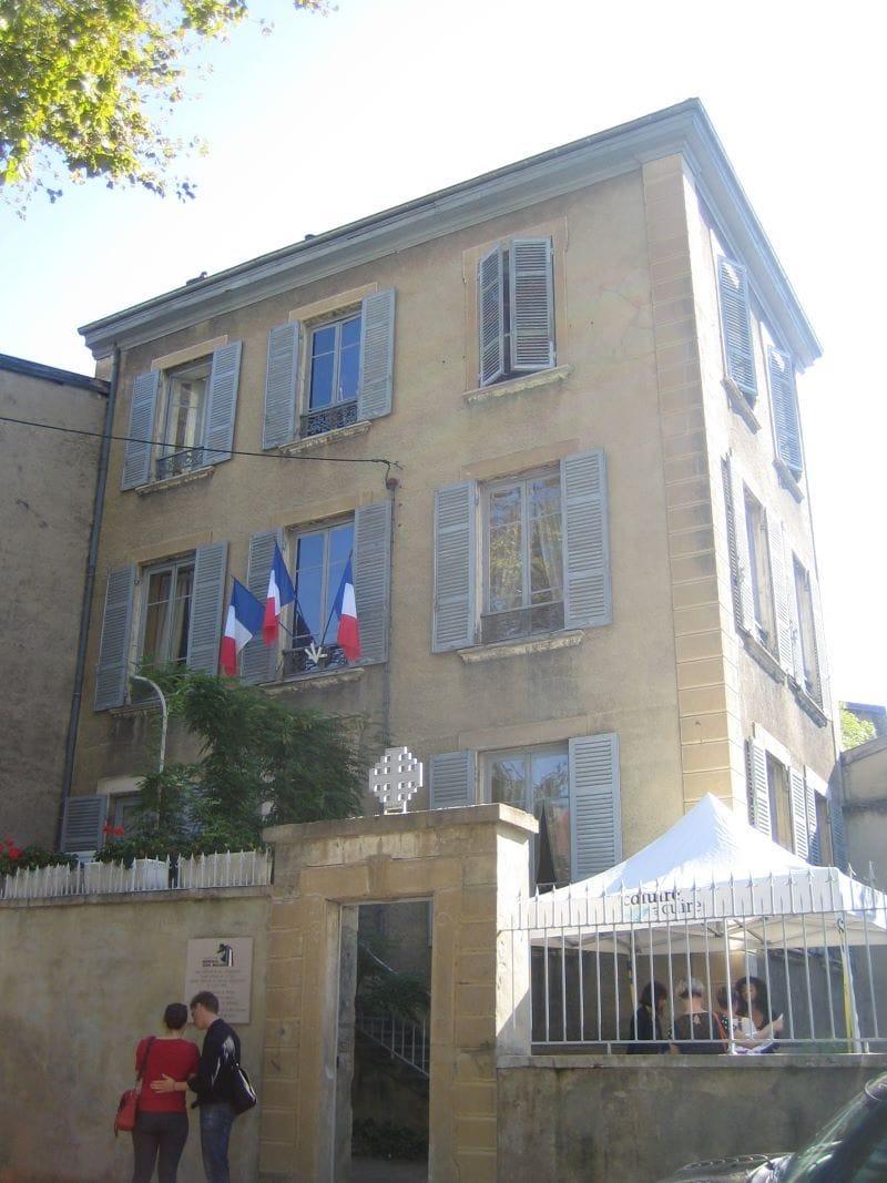 Mémorial Jean Moulin Cuire