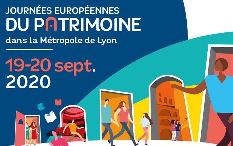 Journées européennes du patrimoine19 et 20 septembre 2020
